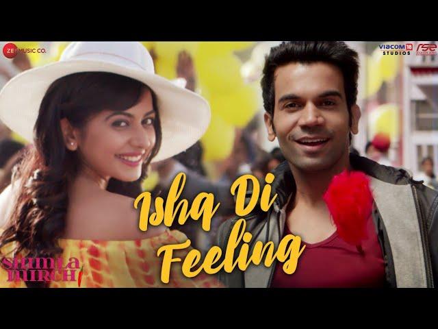 Ishq Di Feeling Song Lyrics In Hindi And English