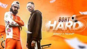 Boht Hard Lyrics – Emiway Bantai