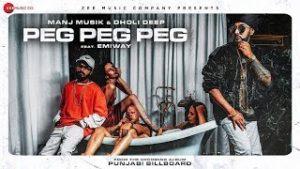 Peg Peg Peg Lyrics- Emiway Bantai